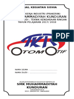 Contoh Modul Prakerin Tkr 2018 Print