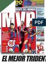 Mundo deportivo 03-09-2010