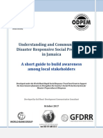 Communicating Disaster Responsive Social Protection- Facilitator's Guide
