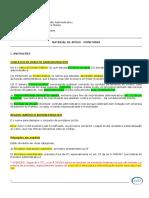Material de Apoio - Direito Administrativo - Alexandre Mazza - Aula 01