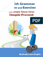 Simple Present Random Pages Sample2a