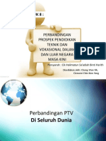 Perbandingan Prospek Pendidikan Teknik Vokasional Dalam Dan Luar Negara