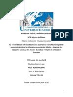 Boussougou Alain