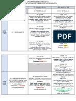 Programação Preliminar Da I Conferência de JR (Março-2018)