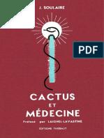 Soulaire CactusMedecine