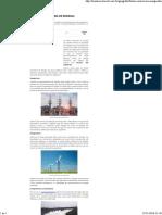 Fontes Renováveis de Energia - Brasil Escola