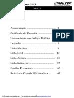Catalogo- Filtro - Unifilter