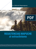 Libro Mapuexpress Resistencia Mapuche Al Extractivismo