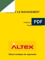 Management Altex