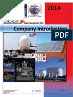 2014 Company Presentation SSSI to Mexio