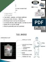 Film Badge- Dosimeter