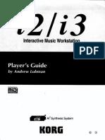 I2 I3 Players Guide