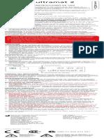 Manual de Usuario Amalgamador SDI Ultramat 2