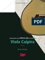 Complemento Aluno Viola Caipira 2016
