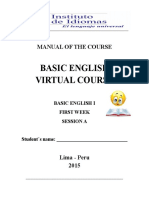 Idiomas Curso Virtual Semana 1 a 2015 Unico Main