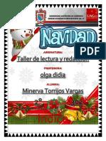 ENSAYO DE NAVIDAD