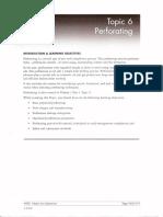 6 Perforating