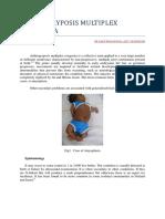 2. Arthrogryposis Multiplex Congenita-dr s p Das