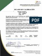Certificado Hip