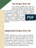 Arquitectura Tcp