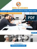 SILABO - Valuacion de Tarifas de Suministro Eléctrico en Baja y Media Tensión