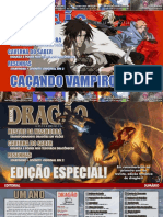 Dragão Brasil 124 (Especial - Monitor)