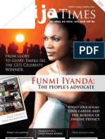 Naija Times Sept 2010 Issue