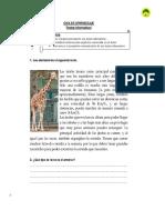 Guía Lenguaje  2° básico 2017. 2