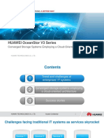 Huawei OceanStor V3 Converged Storage System Overview Presentation