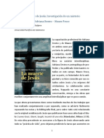 Guijarro Santiago - Comentario a Destre-Pesce_La Muerte de Jesús