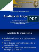 Analisis de Trayectoria
