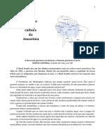 História e Cultura Da Amazônia