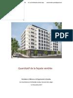Quantitatif Hibiscus 24 Logements - Façades Ventilées 12 12 2017(1)