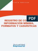 Libro Registro Costos
