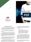 The Preeminence of God