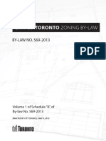 City of Toronto Law0569 Schedule a Vol1 Ch1 800