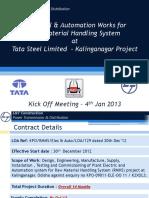 Kick of Meeting - Kpo Rmhs- 04.01.13