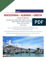 Autocar - Seniori Albania 2018