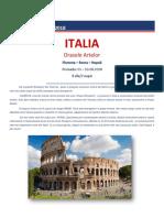 ITALIA-Orasele Artelor 2018