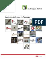 Technique Beton Systemes de Levage Et d Ancrage Section 1
