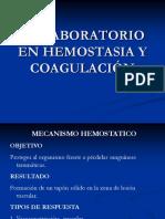 Clase 2. Hemostasia y Coagulación
