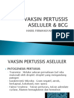 Vaksin Pertussis Aseluler & Bcg_haris Firmansyah_20716033