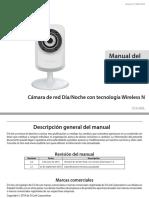 Programa Camara DCS-932L B1 Manual v2.10(ES)
