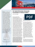 The Turkish Referendum