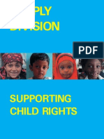 UNICEF - Supply Division - Supporting Child Right