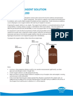 L2213_QbD1200 Reagent Solution Preparation