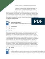Apol 1.Estatística Aplicada-técnicas e Ferramentas Da Qualidade