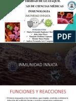 Inmunidad Innata