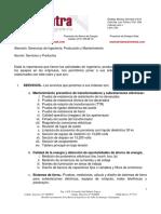 Mantra Servicios PDF