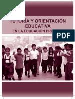 Tutoria y Orientacion Educativa en La Educacion Primaria